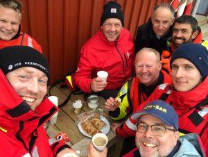IMRF Crew Exchange