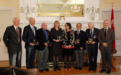 RCMSAR Board Member Awarded Medal of Excellence