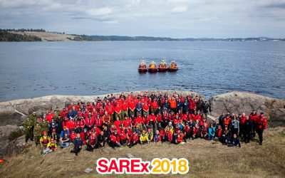 Memories Made at SAREX 2018