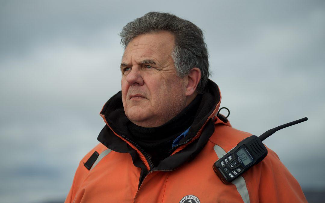 Captain Ken Burton