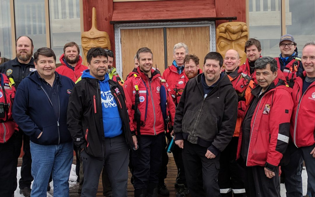 "RCMSAR Northern Stations Visit — ""Northern Exposure"""