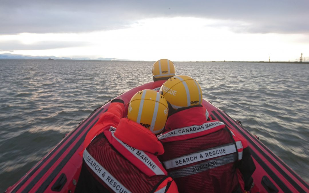 Safe Boating Awareness Week comes to an end – but messages of safety do not!