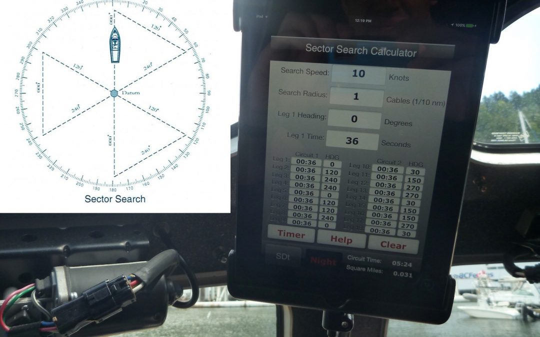New SAR Tools for iPhone & Android by Adam Hyde