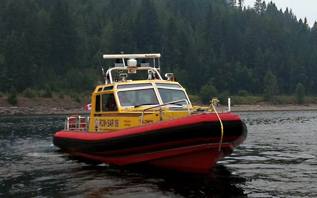 Dream of New Rescue Boat Becomes Reality for RCMSAR Station Shuswap