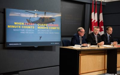 Senate report calls for more support for RCMSAR