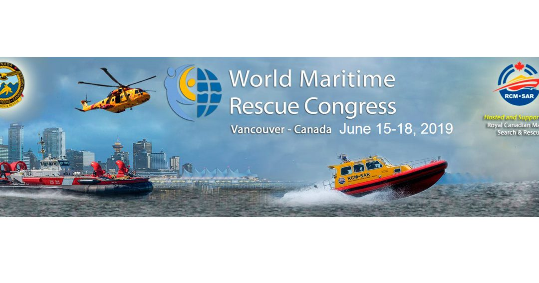 Project Partner Chosen for World Maritime Rescue Congress