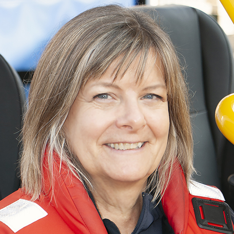 RCMSAR celebrates Women in Marine Search and Rescue!